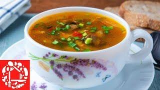 Суп с Грибами и Фаршем! Такой Суп доступный Каждому!