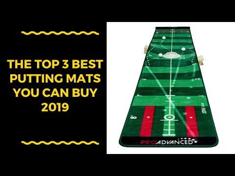 The Top 3 Best Putting Mats You Can Buy 2019