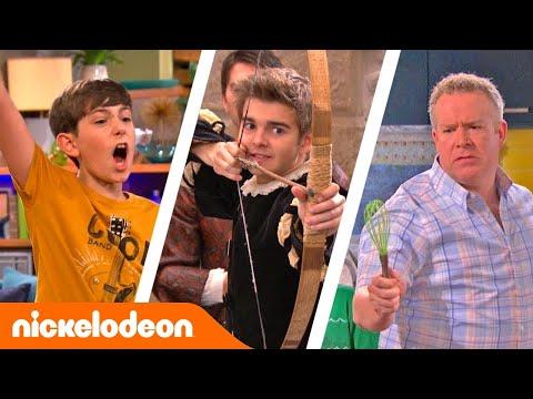 Os Thundermans  Modelo de Herói 🤔  Portugal  Nickelodeon em Português