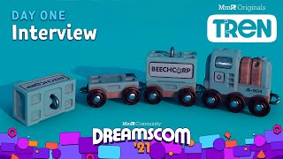 TREN 🚂 - Announcement Interview!   #DreamsCom21