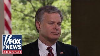 FBI Director Wray: Biggest terrorist threat is 'homegrown violent extremists'
