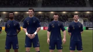 France 2 - 1 Serbie [FIFA 12*] | Match Amical | CPU Vs. CPU