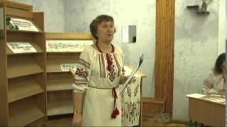 Майстер клас вчителя української мови та літератури ЕЗОШ №7 Швагер С І