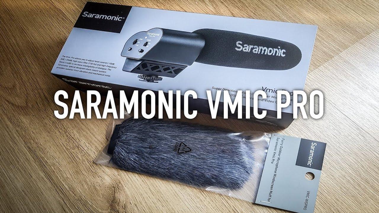 Saramonic Vmic Pro