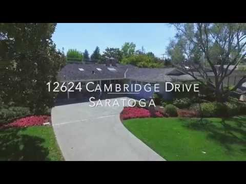 12624 Cambridge Dr, Saratoga