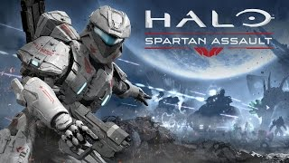 Halo: Spartan Assault Gameplay (No Commentary)