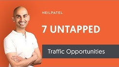 7 Untapped Traffic Sources For Marketing Your Website