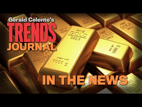 Gerald Celente - TREND ALERT: Bigger than Brexit: Market Mayhem. Will Gold Glow?- (6/29/2016)