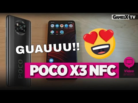 Review: Smartphone POCO X3 NFC | Videoanálisis