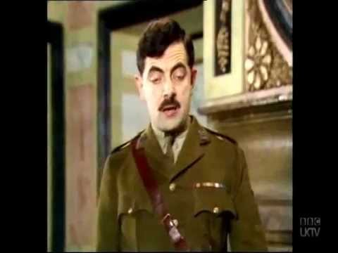 Blackadder exceprts re the  futility of the First World War part II