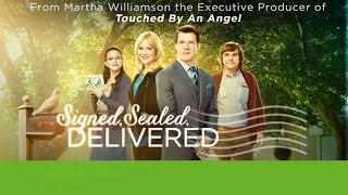 "Hallmark Channel - Watch a Preview of ""Signed, Sealed, Delivered."