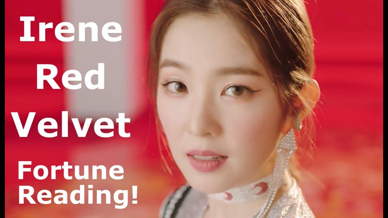 Irene of Red Velvet! Fortune Reading! Kpop Predictions 2019!