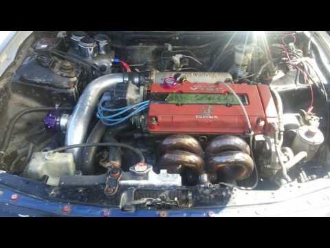 B16a turbo