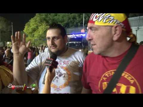 Il Benevento in serie A. La gioia dei tifosi