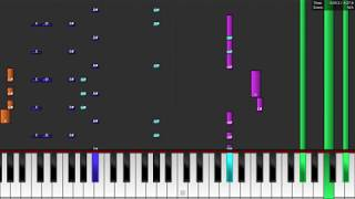 OMD   Messages - Learn to Play - Piano Easy
