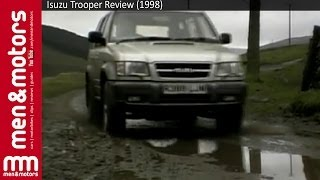Isuzu Trooper Review (1998)