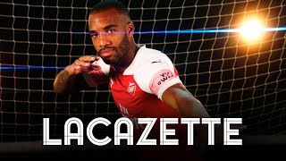 Alexandre Lacazette - My journey to Arsenal