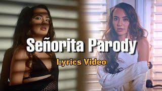 Merrell Twins - Señorita Parody (Lyrics Video)
