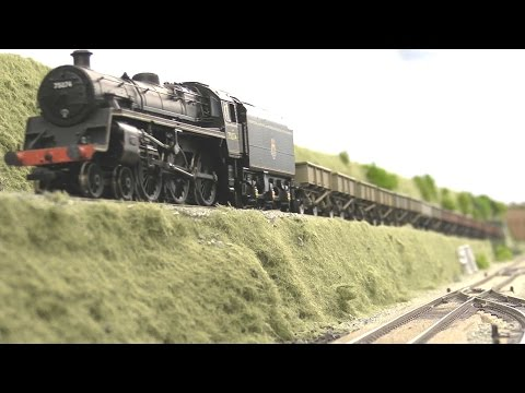 North East model railway - Riding the Goods 8