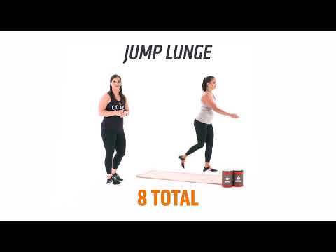 Orangetheory At-Home Workout March 24