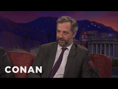 Judd Apatow Was Ahead Of The Curve On Stormy Daniels   CONAN on TBS