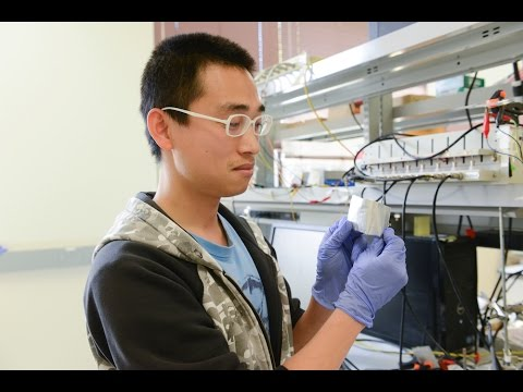 New aluminium-ion battery from Stanford