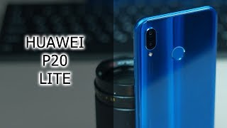 Обзор ультимативного смартфона до 20к - Huawei P20 Lite
