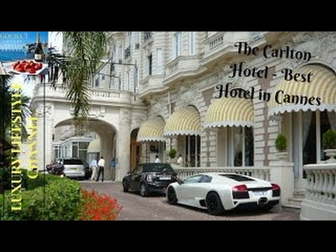 The Carlton Hotel in Cannes - Cote d'Azur. Cannes best hotel reviews / The LUXURY LIFESTYL