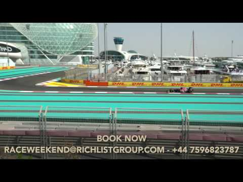 Rich List Race Weekend in Abu Dhabi 2017