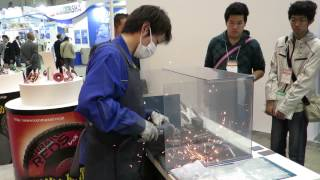 FOCUS @ Japan International Welding Show, Tokyo Big Sight, 2014