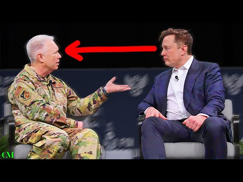 Elon Musk SHOCKS The Air Force With His Candid Prediction About The Future