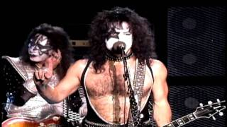 KISS - Love Gun - Brooklyn Bridge - Reunion Tour / MTV Awards