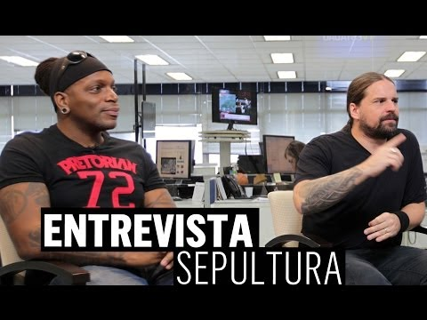 "Andreas Kisser e Derrick Green, do Sepultura, falam sobre os 20 anos do disco ""Chaos AD"""
