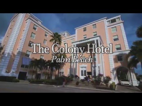 The Colony Hotel   TV Commercial