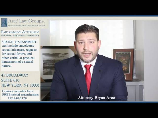 Sexual Harassment Lawyer Nyc