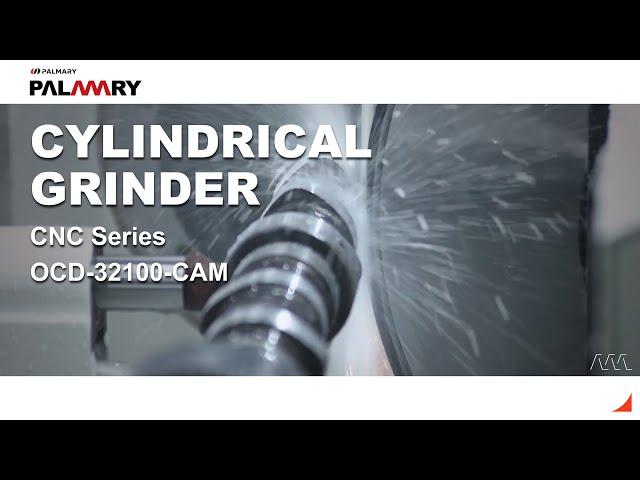 PALMARY ▶CNC外圓磨床OCD-32100CAM -凸輪研磨