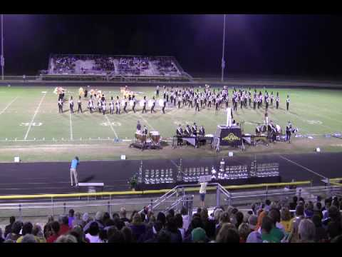 CHHS Marching Band @ West Johnston