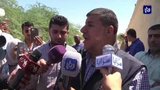 السعود يعود أدراجه بعد منع نائب الاحتلال من منازلته - (2-8-2017)