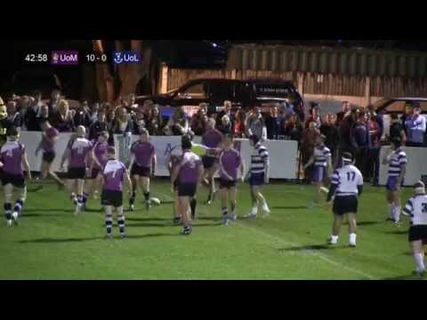 FuseTV Rugby Varsity 2014 University of Manchester v. University of Liverpool