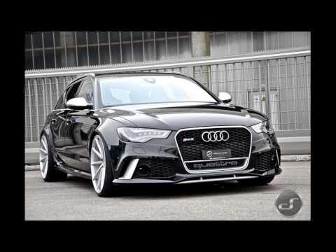 Dia Show Tuning 740PS & Vossen CVT Felgen am DS Audi RS6 C7 Avant