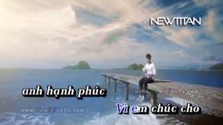 [Karaoke] Đừng Hạnh Phúc Em Nhé - Chi Dân
