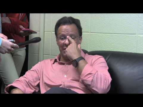 Hoosier Hysteria: Tom Crean Q&A