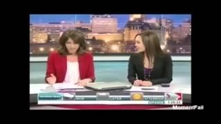 Stupid People Fail ep 4 (News reporter)
