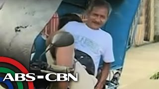 UKG: 67-anyos na tricycle driver, nagsoli ng bag na may lamang P15,000