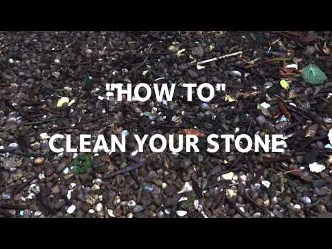 How To Clean Your Stone