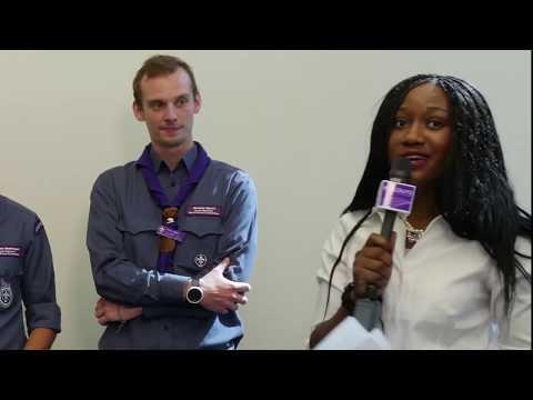 Global Solutions EP4 (PT2): Interview with World Scouting 2014-2017 Outgoing Youth Advisors