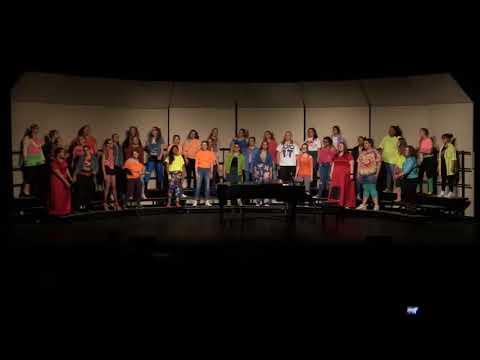 Antigo High School Choirs - Acapella Choir - Girls Just Want To Have Fun