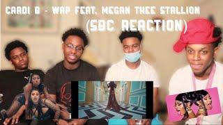 Cardi B - WAP feat. Megan Thee Stallion (SBC REACTION)