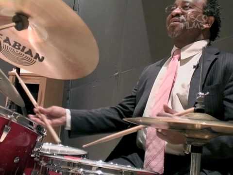 Alvin Atkinson - Jazz drum kit