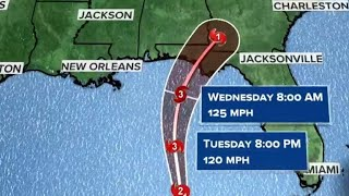 Thousands evacuate Florida Panhandle to prepare for Hurricane Michael